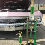 2018 Cruisers on Main Street Fremont, NE 2nd Place in it's class Sponsor Choice Trophy