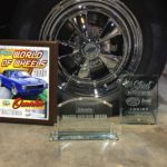 2016 World of Wheels 1st Place in it's class Master Builder Award Best Engine