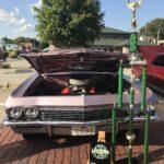 2nd Place Automotive Restoration Award