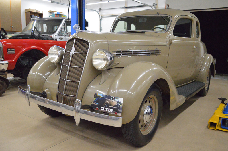 35 Plymouth