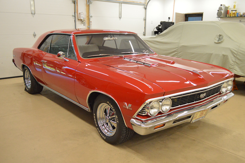Classic Car Repair 1966 Chevelle Super Sport