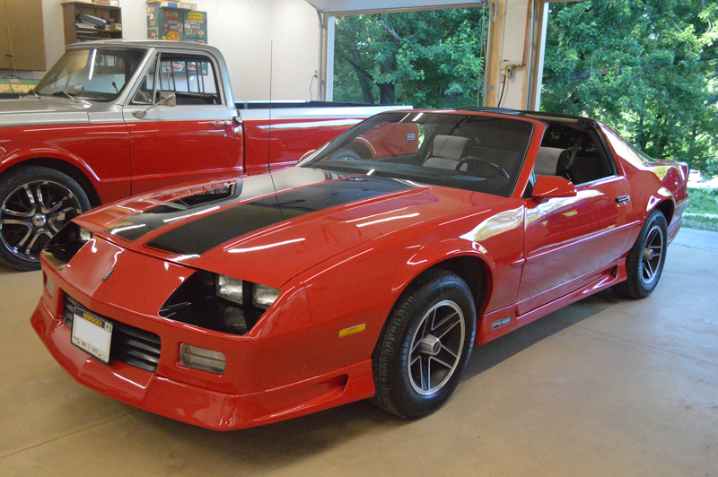 1992 Camaro Classic Car Repair