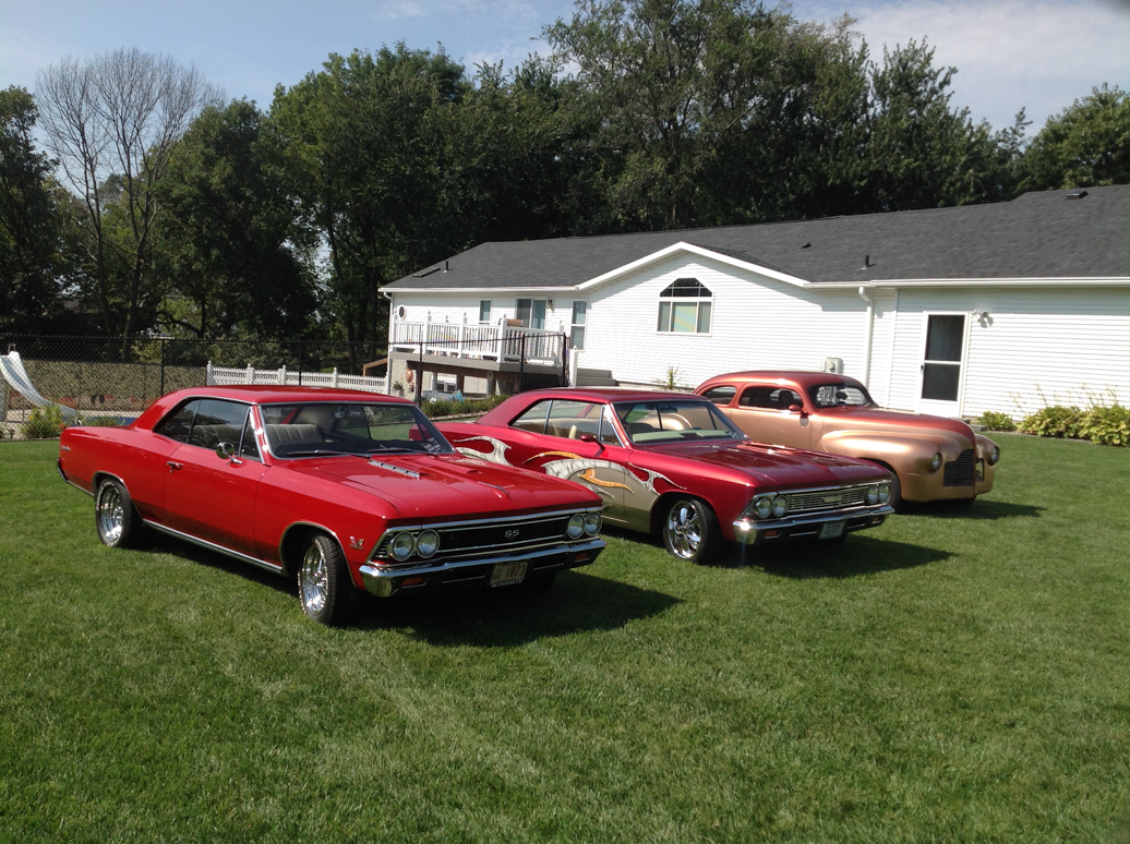 Classic Cars Of Omaha